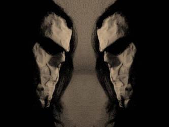 Against Myself by DeathCryBrony