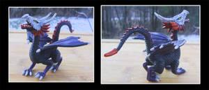 Dragon Custom by kaizerin