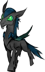 A Changeling by kaizerin
