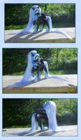 My Little Pony Nightmare Moon Custom 2 by kaizerin