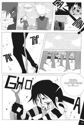 Jeff the Killer vs Slenderman Pag. 78 (Spanish) by Reuky