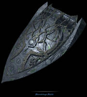 Stormbringer Shield by agarash