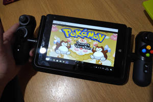 Pokemon Sweet/Rom hacks handheld device solution by Bubblypies