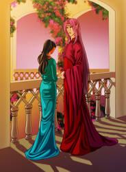 Mayoc in Elven Universe by menelmaranwe