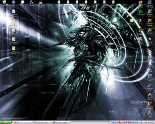 desktop by thetrepidation