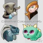 Creative Colosseum #6 Entry by Saintblade88