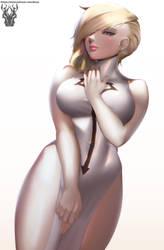 Johanna, Crusader of Zakarum by okscsi7