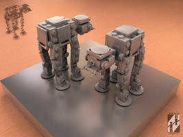 3D Work - Lego3 by tomkpunkt