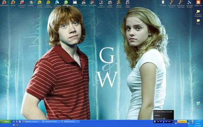 My Desktop by radhatter