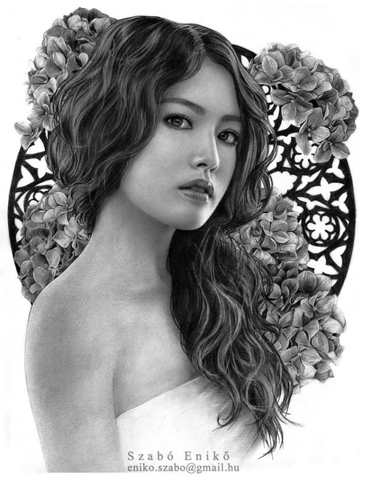 Hydrangeas by ffnana