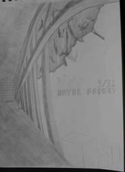 9/11 Tribute by Teejxamanbinnojol