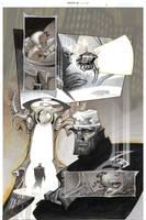 Infinite City, pg1 by CarlosMeglia