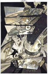 Infinite City, pg3 alternate by CarlosMeglia