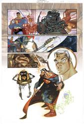 Infinite City, pg39 alternate by CarlosMeglia