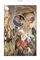 Infinite City, pg85 alternate by CarlosMeglia