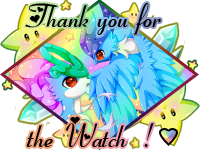 + Thank you for the Watch + by AngeKrystaleen
