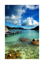 Fantasy Island by bliz