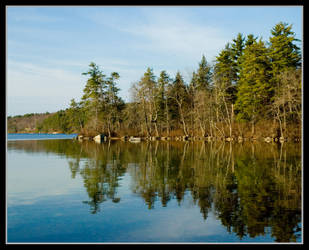Wolfeboro Neck by LakesideMaiden