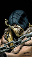Scorpion MKX by Dubcarnage