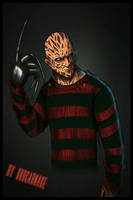 Freddy Krueger by Dubcarnage