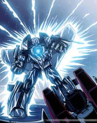 Thunderous Prime by khaamar