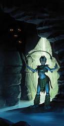 Sorceress by khaamar