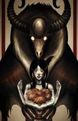 Monsters in Love by khaamar