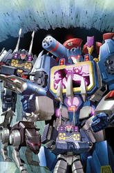 TF RID #22 cover colors by khaamar