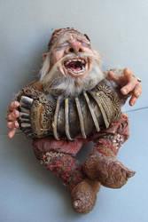 Saturday Dwarf by MarylinFill