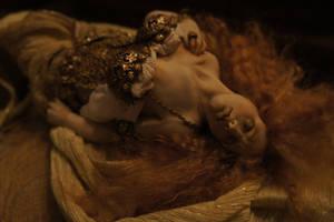 Brunhilda's Slumber by MarylinFill