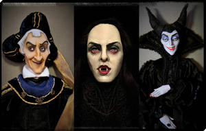 Gothic Toys by MarylinFill