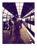 Red Dress by Gymdawg