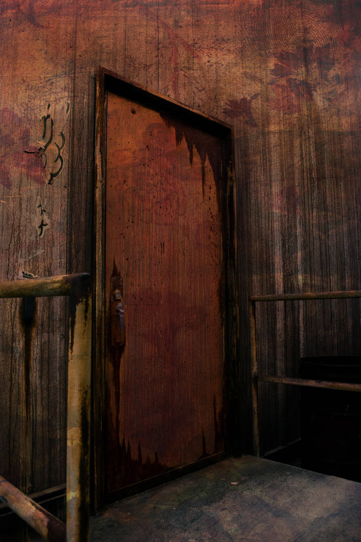 The Red Door by Gymdawg