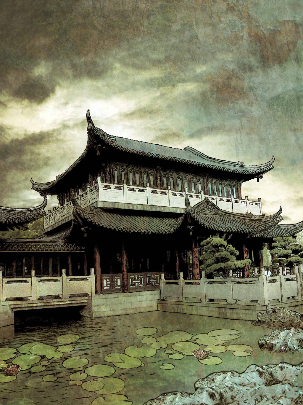 The Temple by Gymdawg
