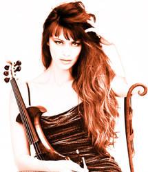 Electric Violin II by StephanieVALENTIN