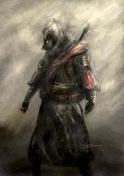 Like an Assassin... by TAKA-F