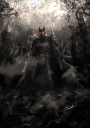 BATMAN -JASON STRIKES BACK- by TAKA-F