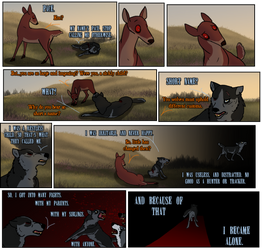 Doe of Deadwood: Pg216 by Songdog-StrayFang