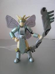 Stikfas Fairy Archer2 by meadeslemicah