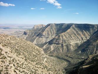 Rock Canyon by Makapo