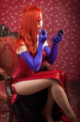 Jessica Rabbit by Kli-Kli