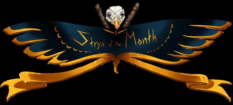 Stryx of the Month by AlphaStryx