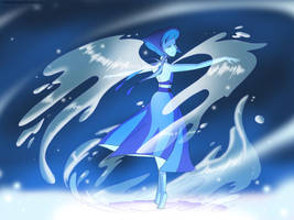 SU Lapis Lazuli by TiaBlackRaven