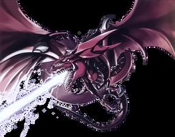 Slifer The Sky Dragon by coccvo