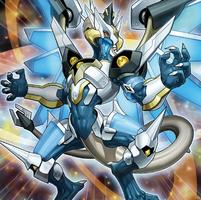 Starliege Photon Blast Dragon [Artwork] by coccvo