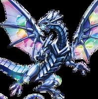 Blue Eyes Solid Dragon by coccvo