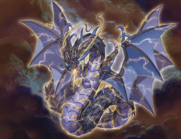 Superbolt Thunder Dragon [Full Artwork] by coccvo