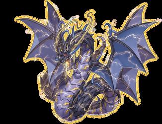 Superbolt Thunder Dragon by coccvo