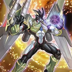 Elemental-Hero-Nebula-Neos [Artwork] by coccvo