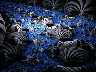 Truchet Spherical by nightmares06